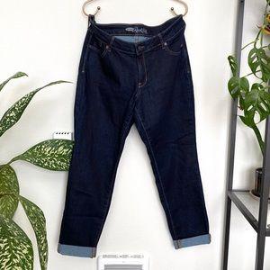 NWOT Old Navy Rockstar Skinny jeans in size 16